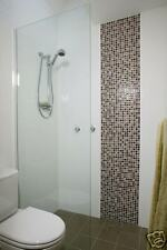 750 x 2000 Glass Shower Panels in 10mm Toughened Glass pick up Dandenong
