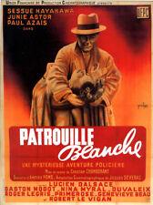 Christian Chamborant Patrouille blanche movie poster