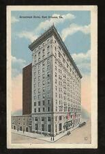 HOTEL GRUNWALD NEW ORLEANS USA c1910...PPC