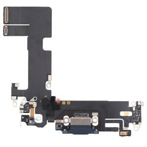 For Apple iPhone 13 Charging Board Port Flex Cable Part Replacement BLACK