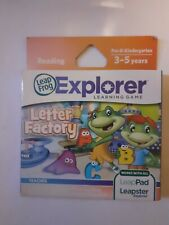 LETTER FACTORY for Leapfrog Leappad 2 3 Ultra Platinum Ultimate GS