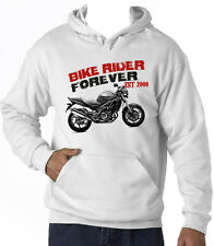 CAGIVA RAPTOR 125 - NEW AMAZING GRAPHIC HOODIE S-M-L-XL-XXL