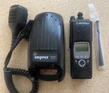 1 Motorola XTS5000 UHF R-2 Model ll.