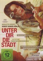 NICOLETTE KREBITZ - UNTER DIR DIE STADT  DVD NEU