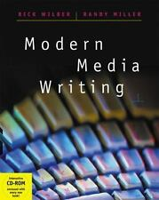 Modern Media Writing with CD-ROM and InfoTrac Wadsworth Series in Mass Commun