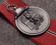 GERMAN ARMY MEDAL - RUSSIAN FRONT - WINTER WAR  1957 PATTERN