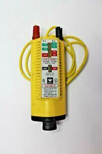 IDEAL 61-065 Voltage Tester Solenoid Wiggy