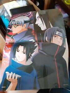 Poster Naruto (Sasuke & Co.)