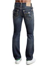 True Religion  SUPER T Straight Jeans size 30 $329 Indigo Sand