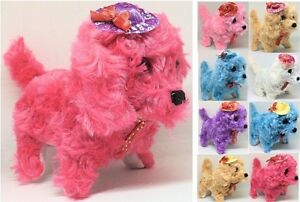 Walking Barking Swagging Puppy Dog Battery operated
