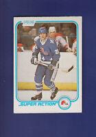 Peter Stastny SA HOF 1981-82 O-PEE-CHEE OPC Hockey #286 (EX+) Quebec Nordiques