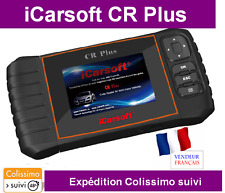 INTERFACE AUTO VALISE MULTIMARQUES - iCARSOFT CR + PLUS DIAGNOSTIQUE OBD2 DIAG