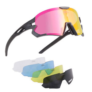 iceblinkie Cycling Biker Glasses Polarized Sunglasses TR90 For Racing MTB BMX XC