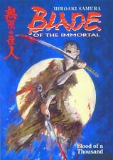 Blade of the Immortal, Vol. 1: Blood of a Thousand by Hiroaki Samura