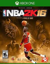 NBA 2K16 - Michael Jordan Special Edition (Microsoft Xbox One) - FREE SHIPPING ™