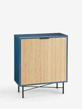 John Lewis Ridge Storage Cabinet in Blue