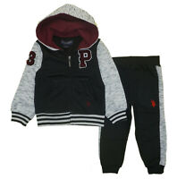 Spider-Man Toddler Boys Pull Over Hoodie 2pc Sweat Suit Set Size 2T 3T 4T $25.99
