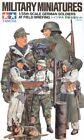 Tamiya 1/35 Allemand Soldats Champs Briefing # 35212