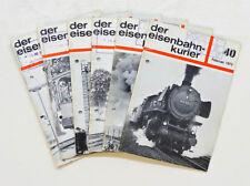Eisenbahn Kurier - Jahrgang 1973 vollständig - EK-Verlag B26