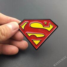 SUPERMAN Stickers Decals Graphics Vinyl Die Cut Self Adhesive Emblem Logo/_1523