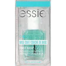 Essie Nail Polish 'First Base' Base Coat  0.46 fl oz./13.5 mL + FREE TATTOO