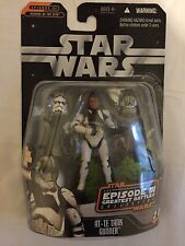 Star Wars Episode III Greatest Battles Collection AT-TE Tank Gunner