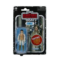 PRESALE Star Wars Retro Collection Leia Organa (Hoth) Wave 2! Ships April 30th