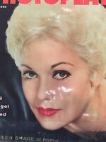 Vintage Collectible Movie Magazine Kim Novak November 1957