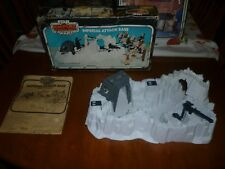Star Wars Vintage ESB Imperial Attack Base in Original Box