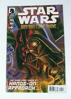 Star Wars Darth Vader and the Cry of Shadows #4 Dark Horse 2014 Siedell / Guzman