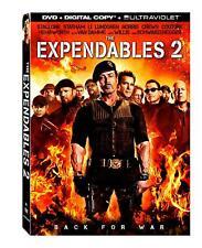 DVD + Digital Copy + UltraViolet - The Expendables 2 - Sylvester Stallone Jet Li