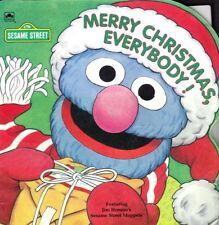 Merry Christmas Everybody! (A Sesame Street Golden
