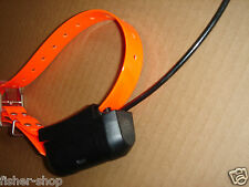 GARMIN DC40 GPS dog tracking collar for ASTRO 220 /320 Orange strap USA Version