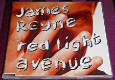 JAMES REYNE - RED LIGHT AVENUE -4 TRACK CD- (rooArt 4509976902)