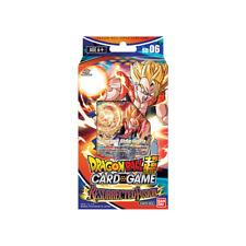 Dragon Ball Super CG: Starter Deck SD06 Resurrected Fusion