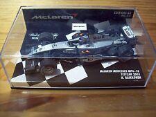 1/43 McLAREN 2003 TESTCAR MP4/18  KIMI RAIKKONEN