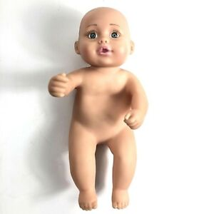Water Babies Baby Doll Lauer Toys Blue Eyes 2006 EXCELLENT
