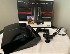 Sony Playstation 3 CECHG01 Gaming Console System, 160 GB Hard Drive, Tested
