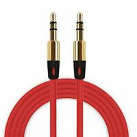 BH_ KQ_ DI- DOONJIEY 1m Car Audio Headphone Jack 3.5mm Male to 3.5mm Male Aux Ca