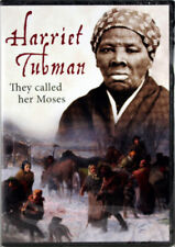 Harriet Tubman They Called Her Moses NEW DVD American Christian Documentary