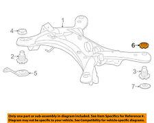 TOYOTA OEM Rear Suspension-Stopper 522770E030