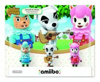 Nintendo Animal Crossing Series 3-Pack Amiibo Switch WiiU 3DS - Brand New