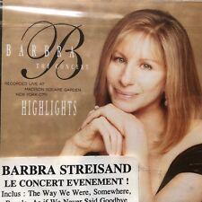 NEW- NEUF - CD - CD Barbra STREISAND/THE CONCERT – Live Madison Square Garden –