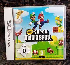 Nintendo DS NDS Lite Spiel New Super Mario Bros ohne Anleitung