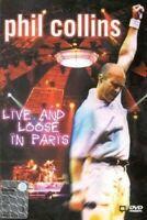 Phil Collins - Live E Sciolto IN Paris Nuovo DVD