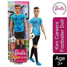 Ken Careers Footballer Doll
