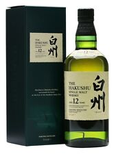 Hakushu 12 Year Old Single Malt Whisky 700mL