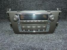 2007 2008 2009 Cadillac Srx Radio Stereo Factory Oe Juke Box Cd Part # 25818943