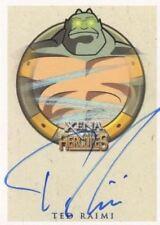 Xena & Hercules Animated Adventures Ted Raimi Crius Autograph Card