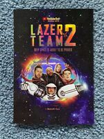 RT FIRST Double Gold Box November 2017 Rooster Teeth Lazer Team 2 Sticker